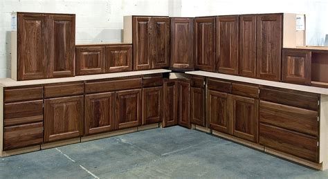 walnut cabinets kitchen featured kitchens bargain hunt cabinets