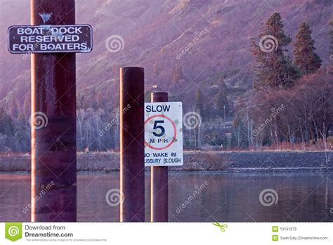 boating rules boating rules stock image image of signs morning launch