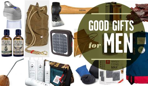 mens gifts gift guide gifts for goodlifer