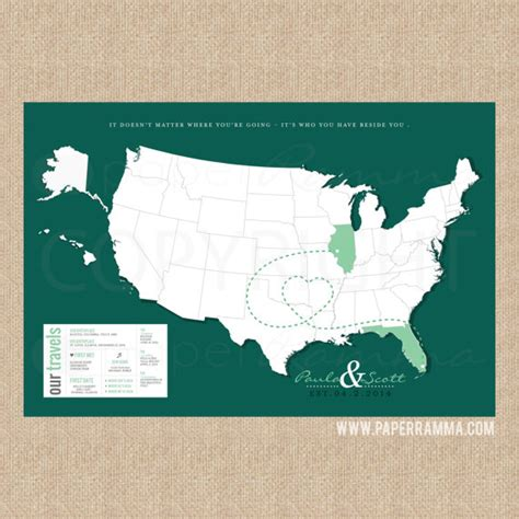 interactive travel map of the us couples interactive travel map the places you ve
