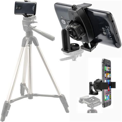 chargercity megagrab easy adjust smartphone holder mount 360 186 swivel selfie recording