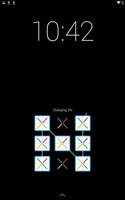 pattern lock screen customization how to theme the pattern unlock screen on your nexus 7