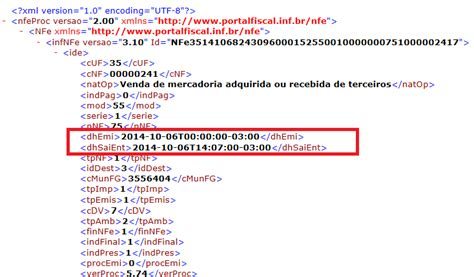 layout xml nota fiscal eletronica xml vers 227 o 3 10 supersoft blog