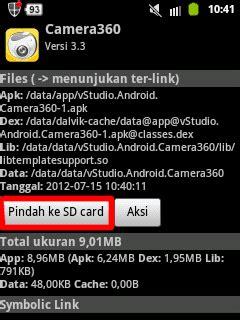 membuat link sd card cara memindahkan aplikasi android ke memori eksternal