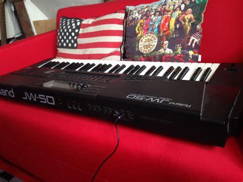 Keyboard Roland Jw 50 jw 50 roland jw 50 audiofanzine