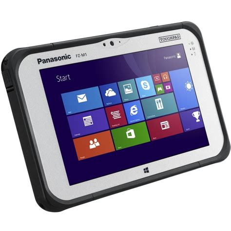 panasonic rugged tablet panasonic fz m1 rugged windows tablet pc