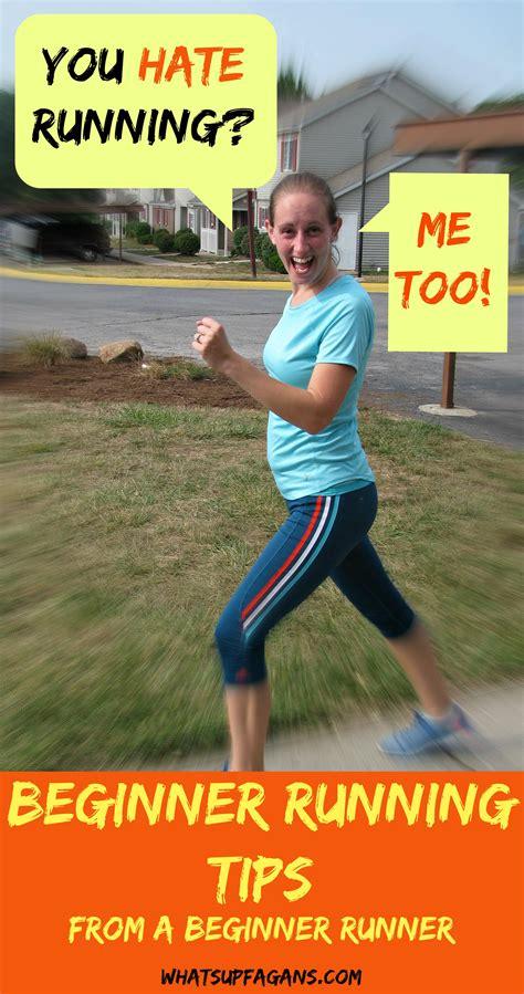 9 beginner running tips from 9 beginner running tips from someone who also hates running