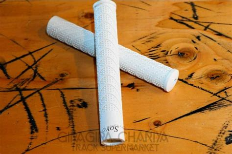 With Grip Made In Japan White soyo japan high grips keirin white type grips