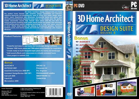Home Architect Design Suite Deluxe V8 0 3d 3d Home Architect торрент Selefmedia