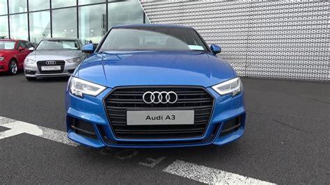 Audi A3 Saloon S Line Black by Cmg Audi Sligo New Audi A3 Saloon 1 6tdi S Line Black