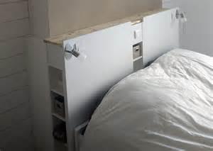 fabriquer un lit avec rangement home design