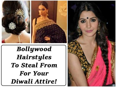 indian hairstyles for diwali bollywood hairstyles to steal from for your diwali attire