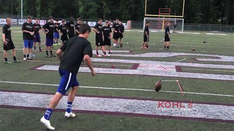 Kickers Yd 65 yd field goal by tennessee commit kicker aaron medley