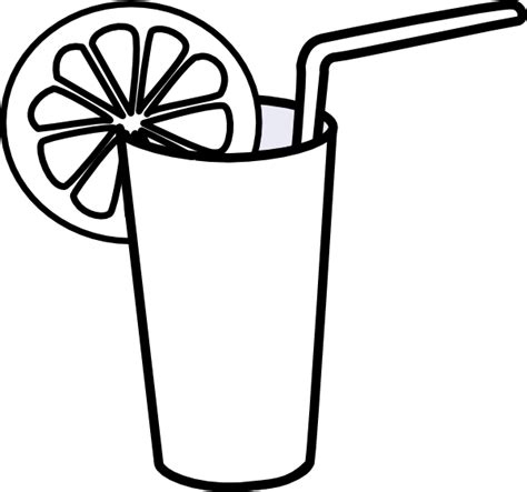juice cup coloring pages