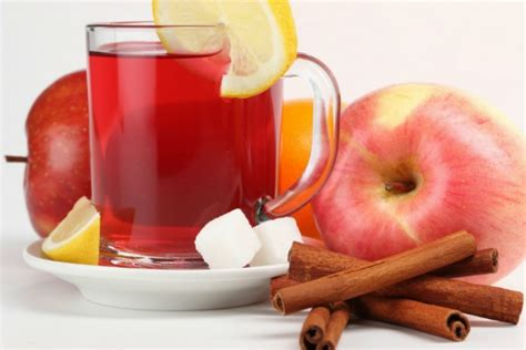 Cinnamon Apple Lemon Detox by 5 Drinks To Detoxify The Liver