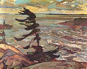 Landscape Artists In Canada Of Seven 4 To Fall In With The Canadian