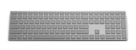 Keyboard Microsoft Surface Microsoft Quietly Unveils A Surface Mouse And Desktop Keyboards For Surface Studio Pcworld