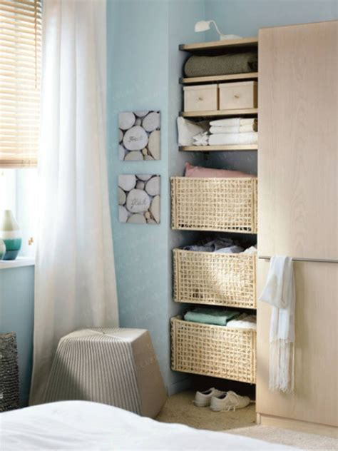 30 Clever Bedroom Storage Ideas For Organization 57 Smart Bedroom Storage Ideas Digsdigs