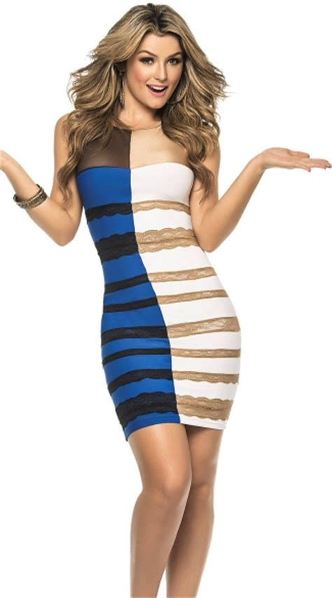 the dress what is the color dress costume the dress halloween