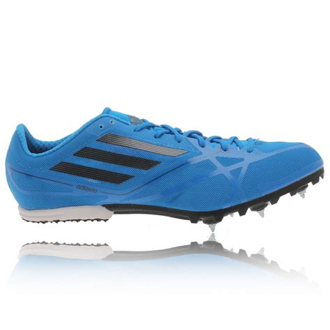 Adidas Adizero 2 discounted rate adidas adizero md 2 running spikes mens blue adi5811 most current fashion 59