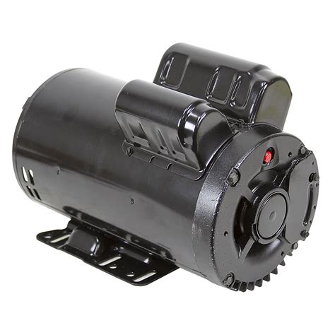 5 hp special compressor duty 230 vac 3450 rpm us motors air compressor motor ac motors base