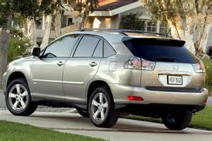 Lexus Rx Length 2006 Lexus Rx 330 Reviews Specs And Prices Cars