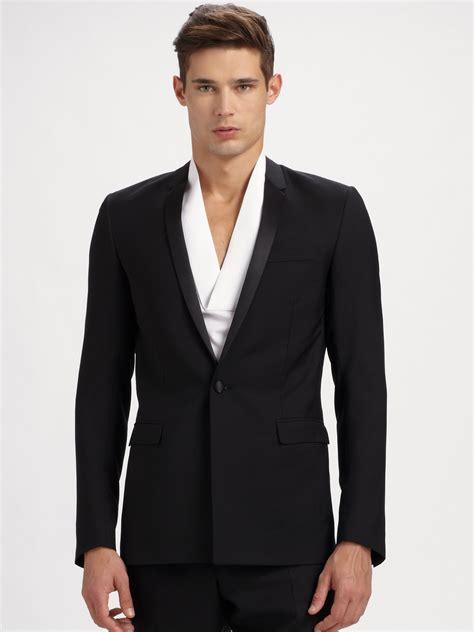 Blazer Modern Lyst Homme Modern Blazer In Black For