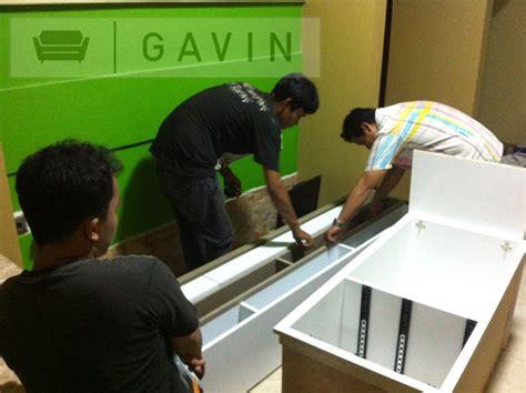 Rak Tv Di Jakarta pemasangan cabinet tv di cilandak jakarta selatan