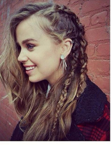 cute girl hairstyles viking braid 50 updos for long hair my new hairstyles