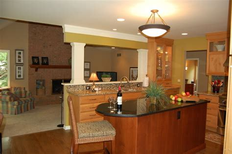 1970 s home remodel traditional kitchen detroit by