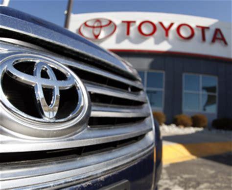 casa automobilistica giapponese record toyota superata quota 10 milioni di veicoli