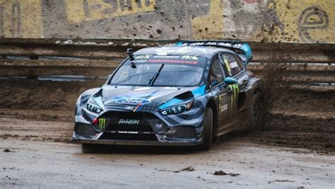 ford focus rs rx  hoonigan racing review top speed