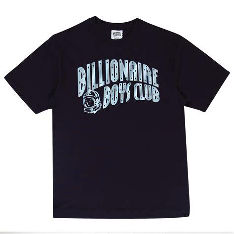 shirt boys billionaire boys club navy t shirt designer boutique
