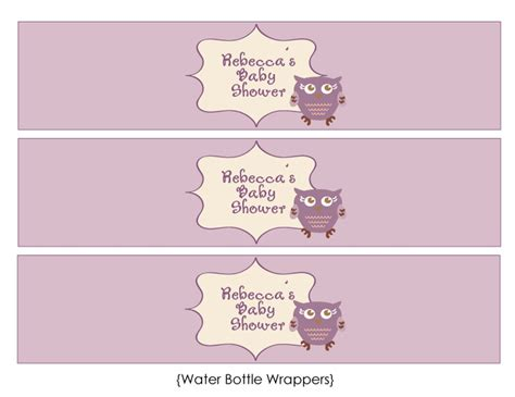 templates for baby shower labels free baby shower label templates tomu co