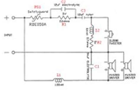 Lifier Legendaris Sansui Au 517 polk speaker crossover schematic polk get free image