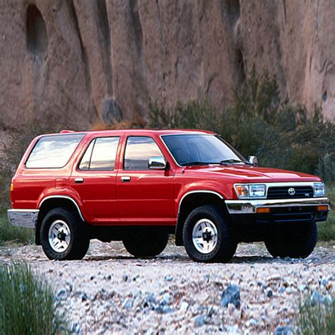 toyota runner owners manual