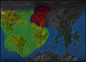 Warhammer World Map by Warhammer 2 Map Speculation
