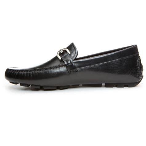 donald j pliner veeda driving shoes black