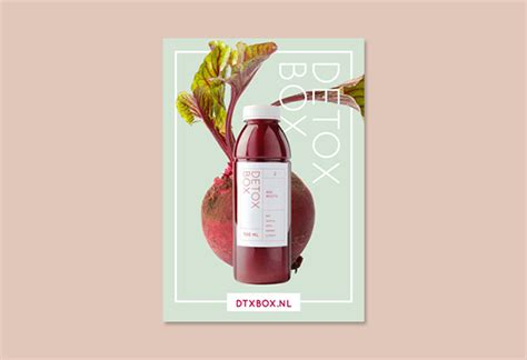 Detox Box Project by Detox Box On Packaging Design Served