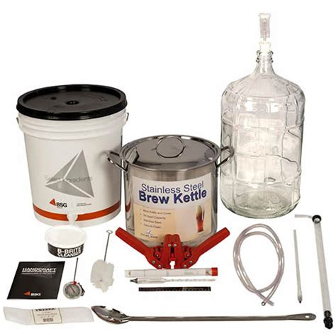 Bsg Handcraft - bsg handcraft gold complete homebrew kit