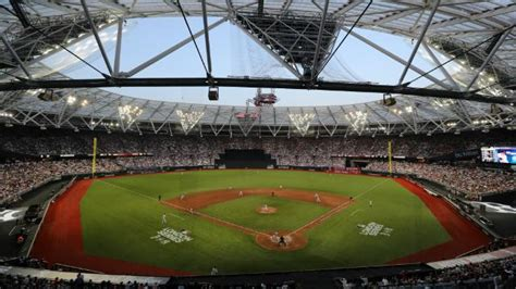 major league baseball london series    london stadium cancelled basketball