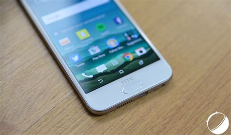 Hp Htc A9 test htc one a9 notre avis complet smartphones frandroid