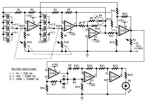 Audio Oscillator Page 2 Audio Circuits Next Gr
