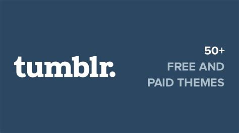 premium tumblr themes for free 50 free premium tumblr themes design shack