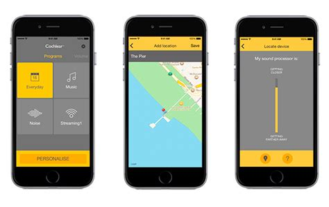smart app baha 5 smart app baha system cochlear uk
