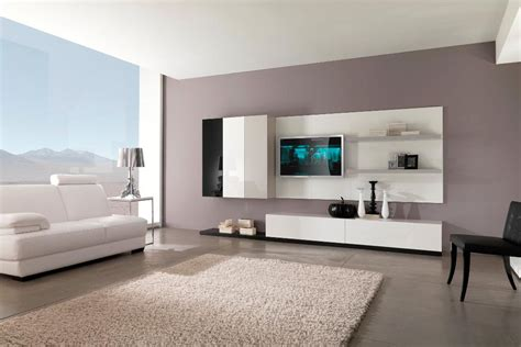 Simple Decorating Tricks For Creating Modern Living Room Interior Design Of Living Room