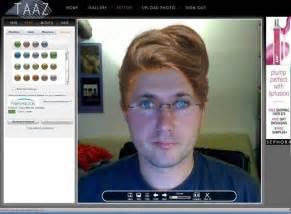 insolite taaz un simulateur de maquillage en ligne