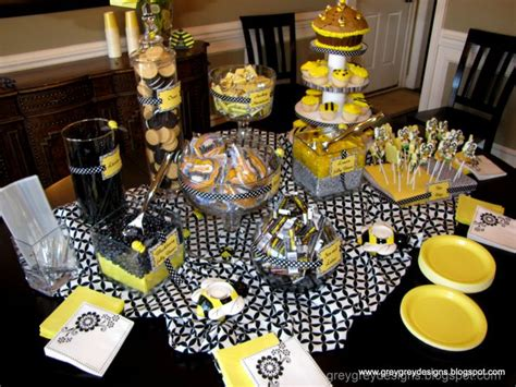 bee themed baby shower decorations bumblebee gender reveal ideas themed baby showers