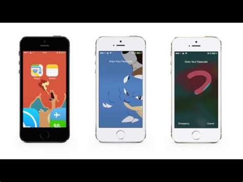pattern unlock for ios 7 stride 2 lets you unlock your ios 7 device in style