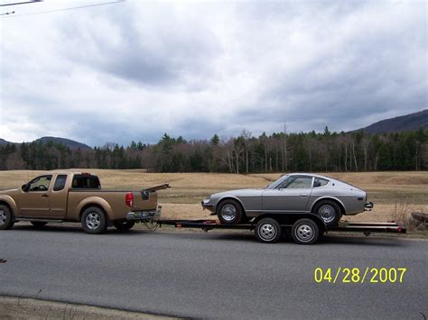 Nissan Frontier Towing by You Seen Another Frontier Towing Page 2 Nissan